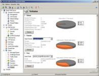 Screenshot programu Merak Mail Server volná verze 9.0