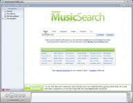 Screenshot programu Mercora IMRadio 5.5.0.192