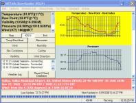 Screenshot programu METARs Downloader 1.3.0.8