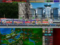 Screenshot programu MHD Simulator 2009