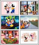 Screenshot programu Mickey Mouse Screensaver