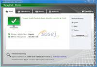 Screenshot programu Microsoft Security Essentials 4.5.216.0