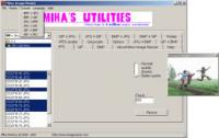 Screenshot programu Mihov Image Resizer 1.2