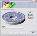 Screenshot programu MindSoft Utilities XP 2011 11.50.2051
