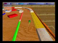Screenshot programu MINI CARS RACING