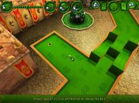 Screenshot programu Mini Golf 3D