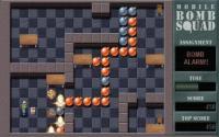 Screenshot programu Mobile Bomb Squad