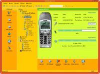 Screenshot programu MOBILedit! Lite 8.1.0.7555