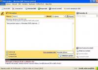 Screenshot programu Monotea SMS Zdarma 2.24