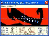 Screenshot programu MouseZoom 1.5