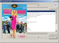 Screenshot programu Movie411 1.3.3