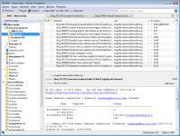 Screenshot programu Mozilla Thunderbird 38.6.0