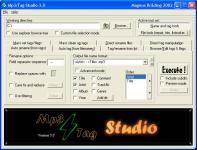 Screenshot programu MP3 TagStudio 3.5 Beta 20