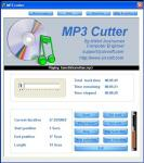 Screenshot programu MP3 Cutter 1.8