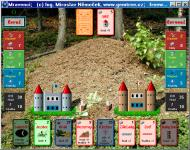 Screenshot programu Mravenci
