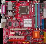 Screenshot programu MSI 915GM-FR 1.6