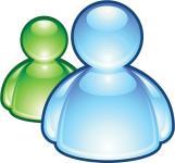Screenshot programu MSN Messenger 7.5.0324