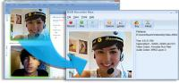 Screenshot programu MSN Recorder Max 4.4.7.6