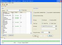 Screenshot programu MsSqlToExcel 1.7 Release 2 Build 32