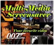 Screenshot programu Multi Media Screensaver 1.1.203