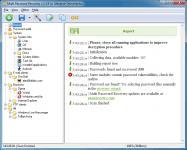 Screenshot programu Multi Password Recovery 1.2.8