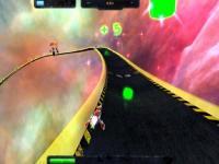 Screenshot programu Music Racer