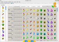 Screenshot programu My Buddy Icons 4.9 x