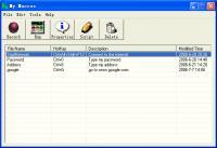 Screenshot programu My Macros 3.7