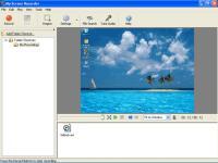Screenshot programu My Screen Recorder 4.02