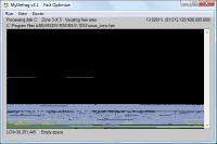Screenshot programu MyDefrag 4.3.1