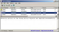 Screenshot programu MyEventViewer 2.20