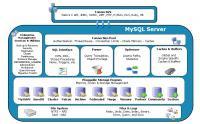 Screenshot programu MySQL 5.5.28