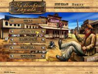 Screenshot programu Na divokém západě