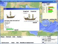 Screenshot programu Námořní obchod 1.0