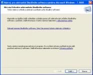 Screenshot programu Nástroj pro odstranění škodlivého softwaru 3.19