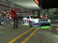 Screenshot programu Need for Speed:Underground 2