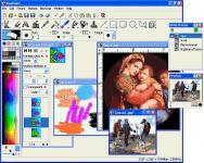 Screenshot programu NeoPaint 5.0.1