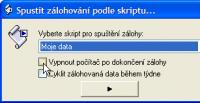 Screenshot programu NetBackup.lite  1.6