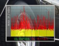 Screenshot programu NetMeter 1.13