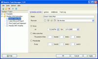 Screenshot programu Newbie Task Manager 1.83