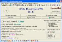 Screenshot programu Nezmeškej  3.9