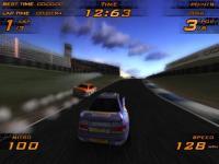 Screenshot programu Nitro Racers