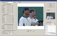 Screenshot programu Noiseware Professional Edition 2.6