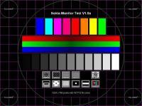 Screenshot programu Nokia Monitor Test 1.0.0.1