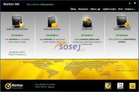 Screenshot programu Norton 360 20.1.0.24