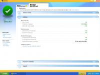 Screenshot programu Norton AntiVirus Virus Definitions March 12, 2012