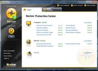 Screenshot programu Norton AntiVirus 2015 22.5.4.24