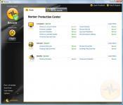 Screenshot programu Norton Internet Security 2013 20.2.0.19