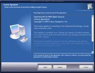 Screenshot programu Nullsoft Scriptable Install System 2.50