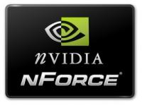 Screenshot programu nVidia nForce